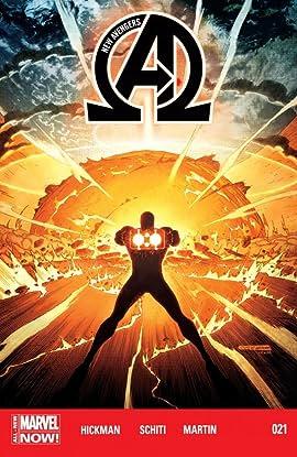 New Avengers (2013-2015) #21