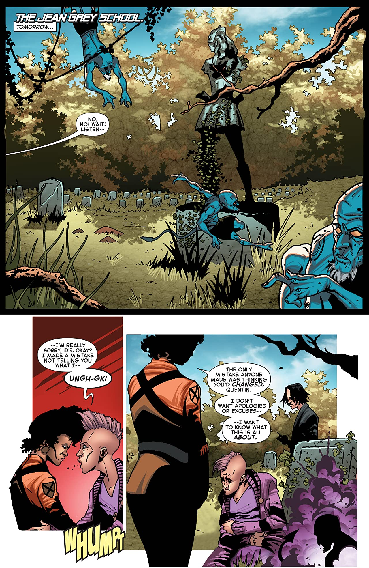 Wolverine and the X-Men (2014) #6