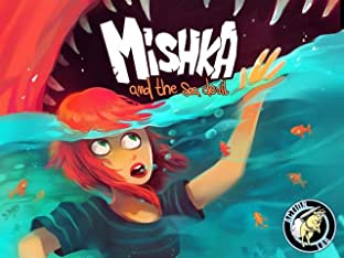 Mishka & The Sea Devil #1