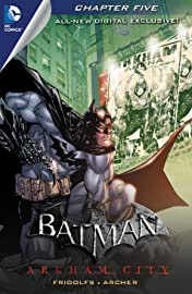 Batman: Arkham City Exclusive Digital Chapter #5