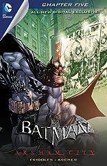 Batman: Arkham City Exclusive Digital Chapter #5