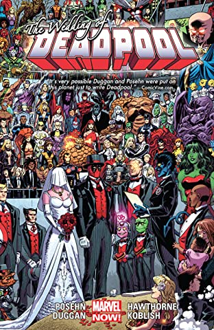 Deadpool Tome 5: Wedding of Deadpool