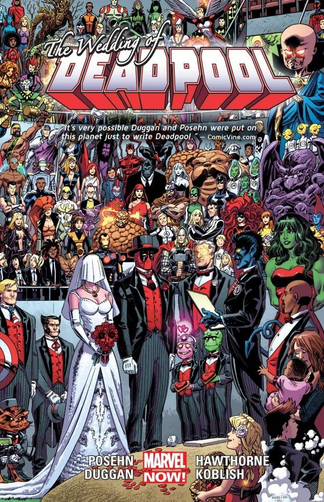 Deadpool Vol. 5: Wedding of Deadpool