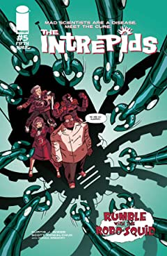 The Intrepids #5