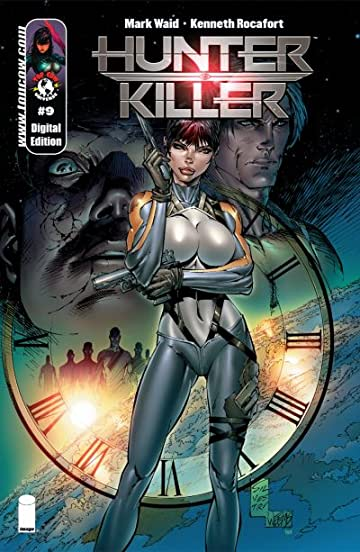 Hunter Killer #9