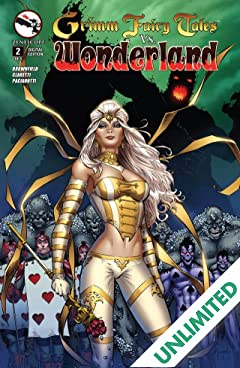 Grimm Fairy Tales vs. Wonderland #2 (of 4)