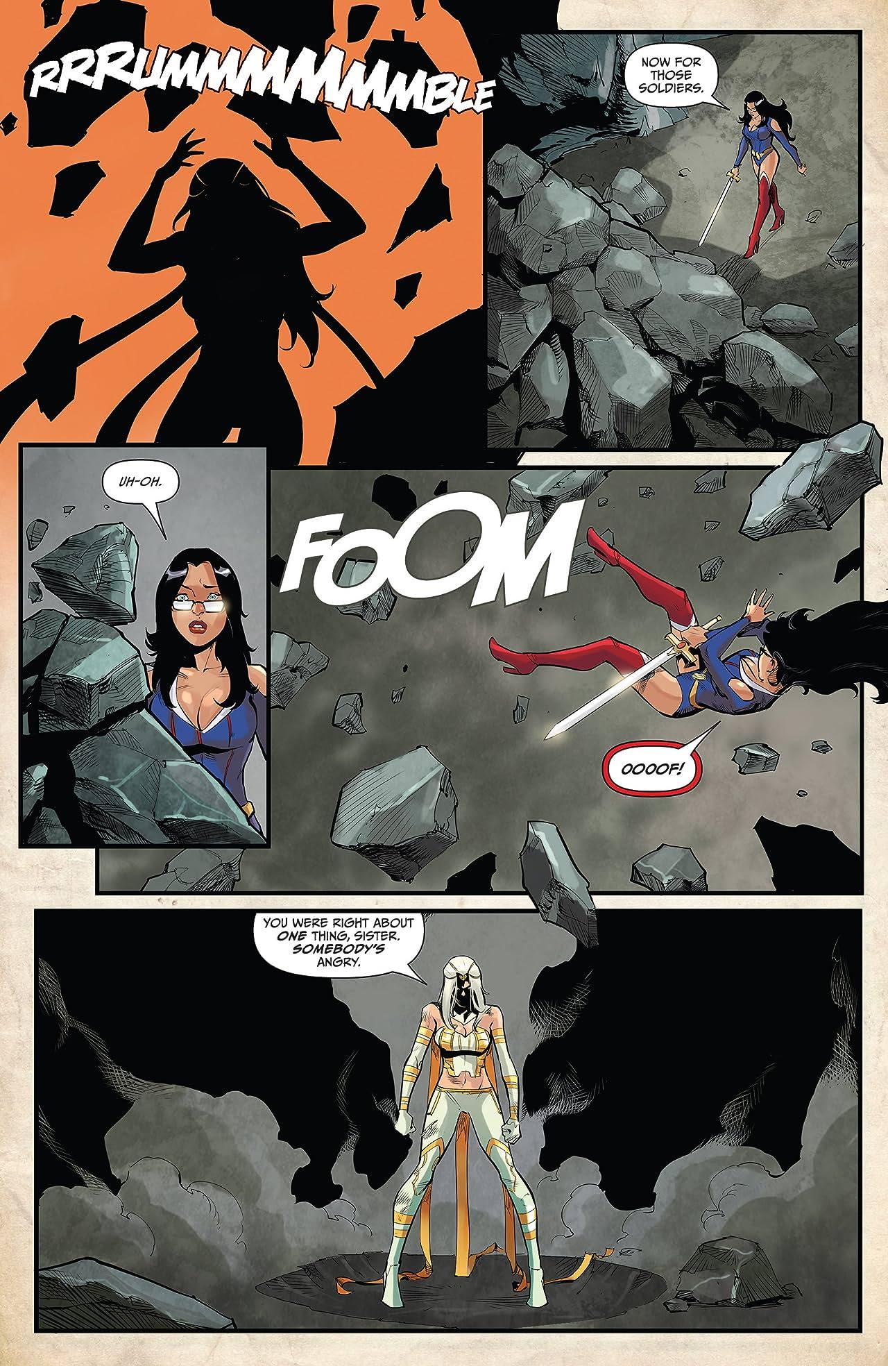 Grimm Fairy Tales vs. Wonderland #2 (of 4)