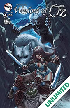 OZ: Warlord of OZ #4 (of 6)