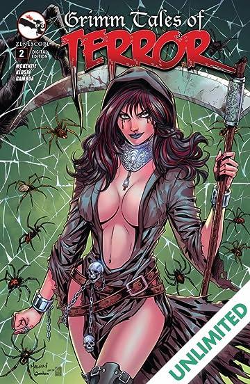 Grimm Tales of Terror Vol  1 #2 - Comics by comiXology