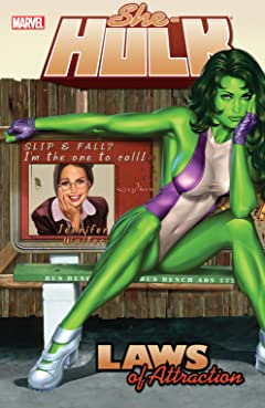 She-Hulk Vol. 4: Laws of Attraction
