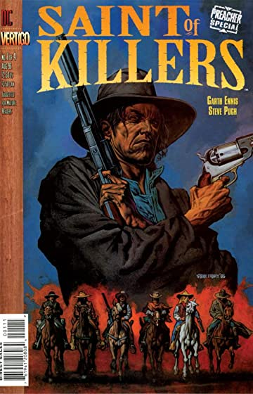 Preacher Special #1: Saint of Killers