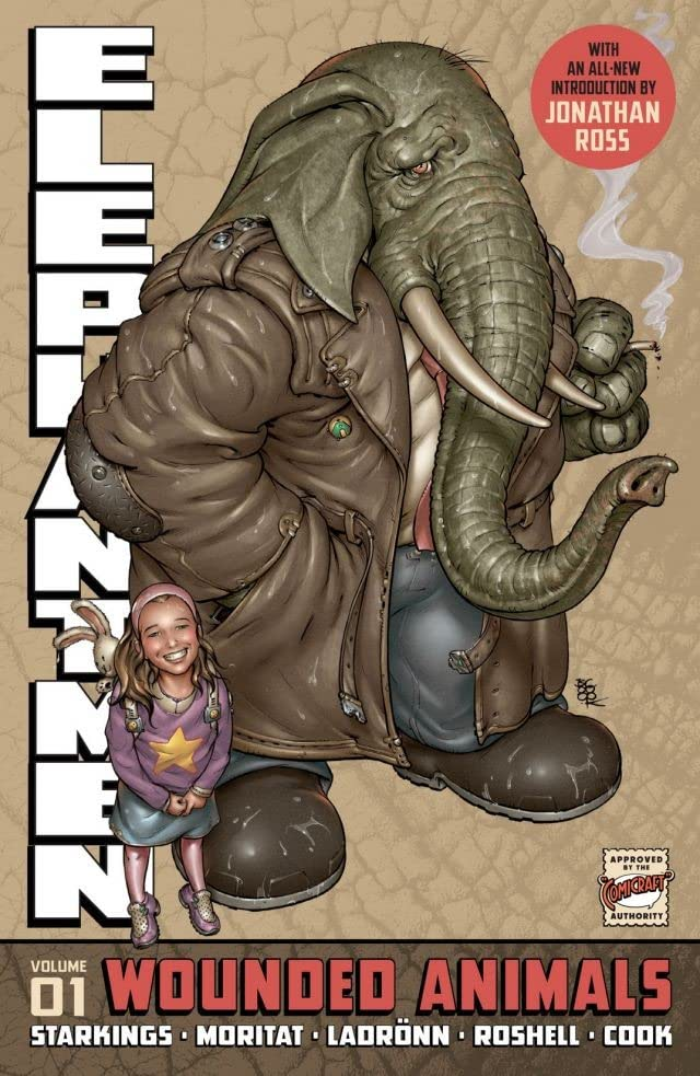 Elephantmen Vol. 1: Wounded Animals