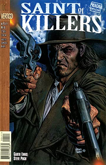 Preacher Special #4: Saint of Killers
