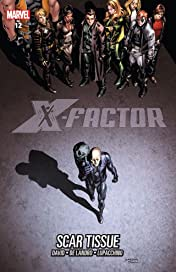 X-Factor Vol. 12: Scar Tissue