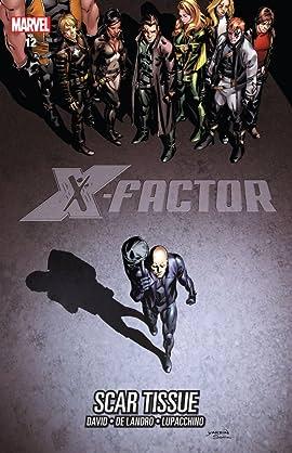 X-Factor Vol. 12: Scar Tissue