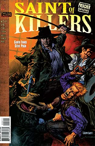 Preacher Special #2: Saint of Killers
