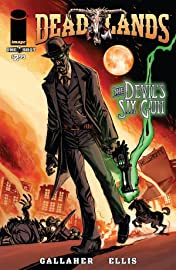 Deadlands: The Devil's Six Gun - Preview