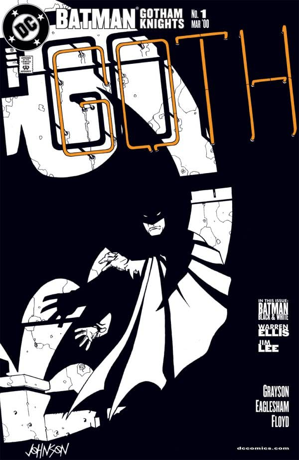 Batman: Gotham Knights #1