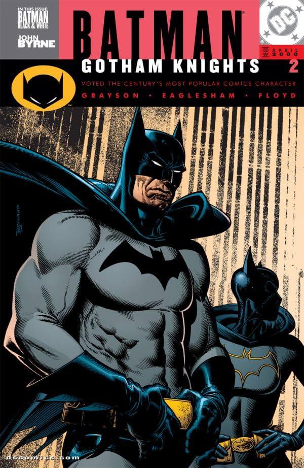 Batman: Gotham Knights #2
