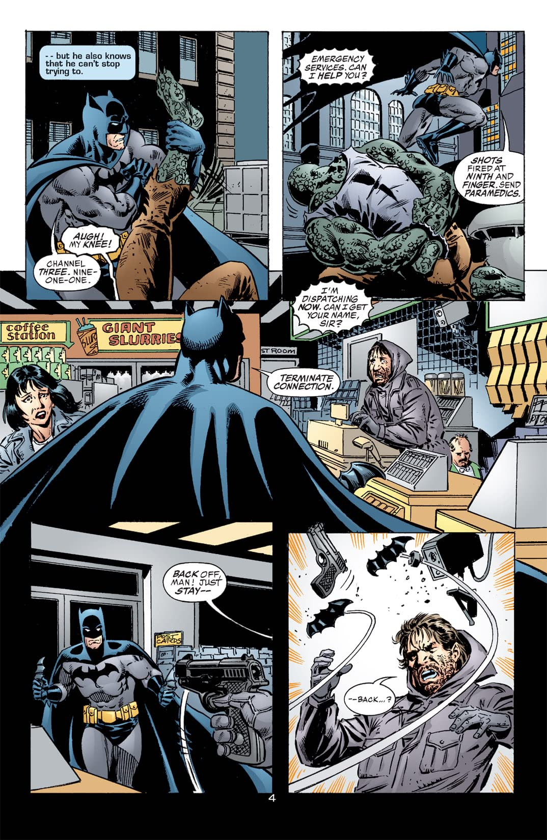 Batman: Gotham Knights #3