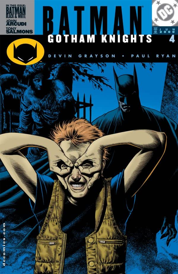 Batman: Gotham Knights #4