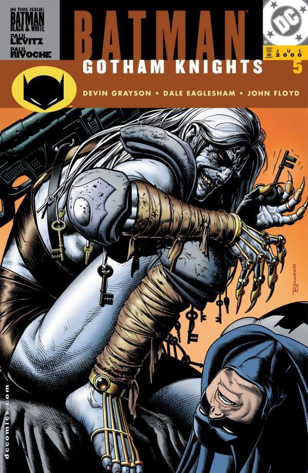 Batman: Gotham Knights #5