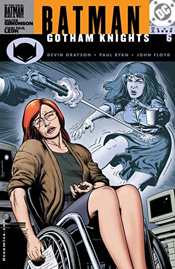 Batman: Gotham Knights #6