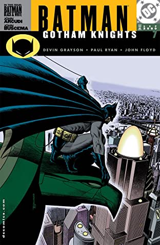 Batman: Gotham Knights #7