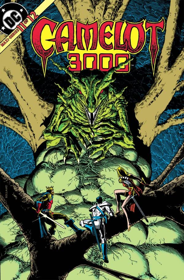 Camelot 3000 #11 (of 12)