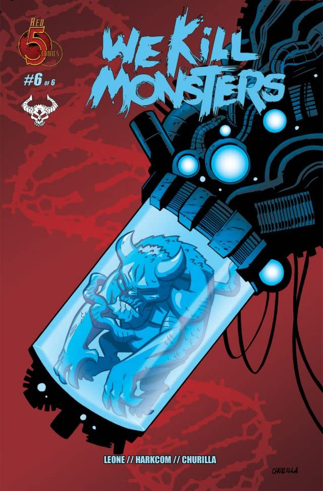 We Kill Monsters #6 (of 6)