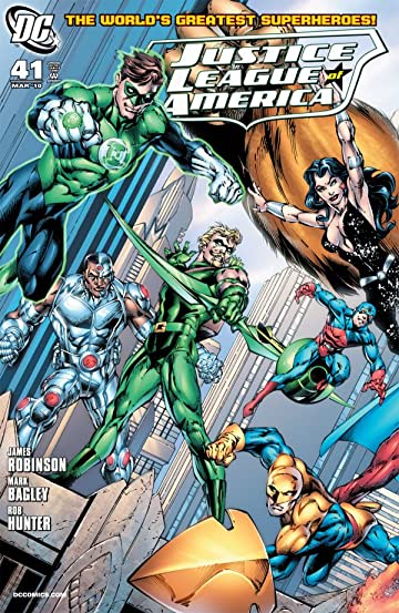 Justice League of America (2006-2011) #41