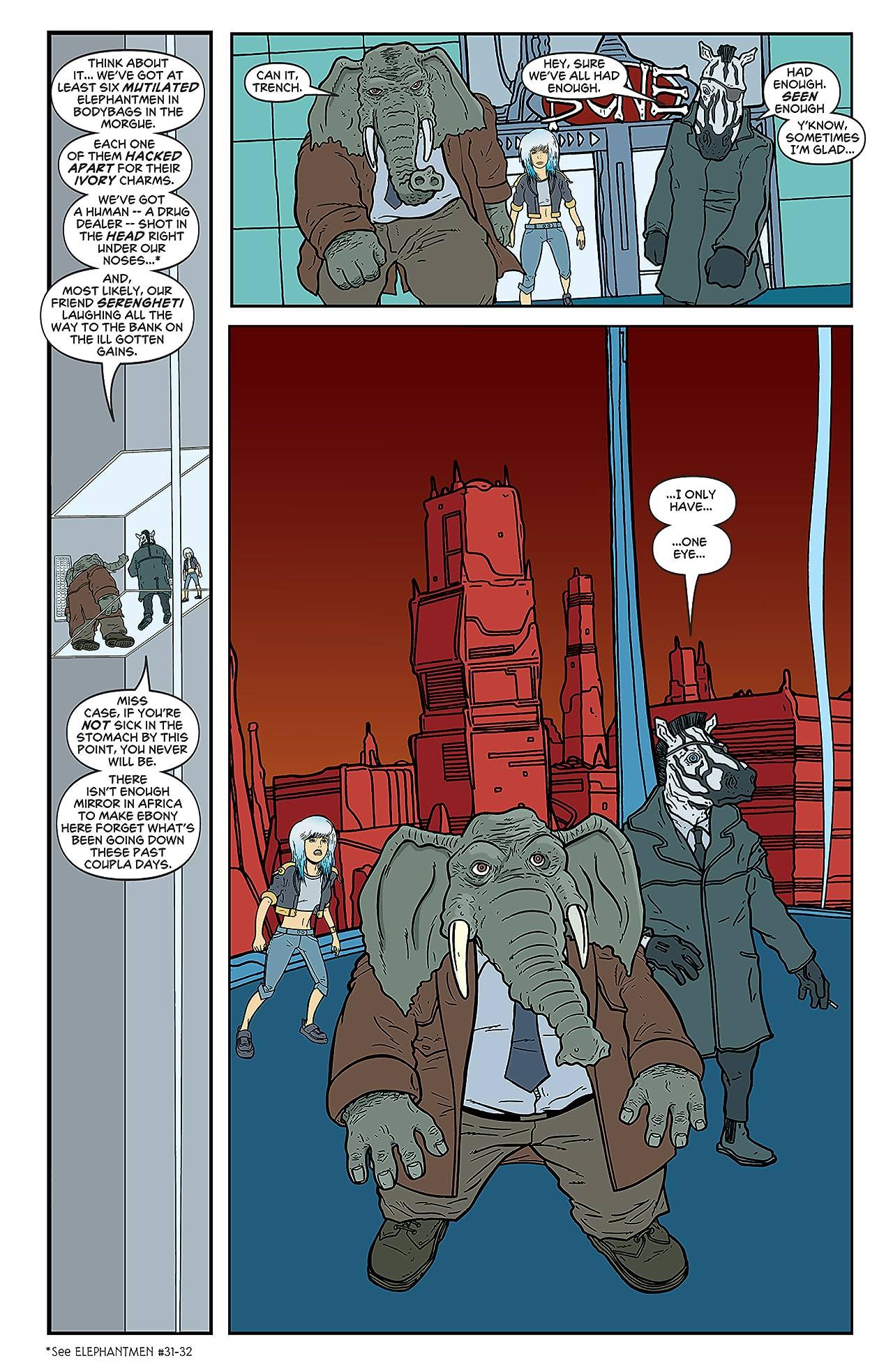 Elephantmen #33