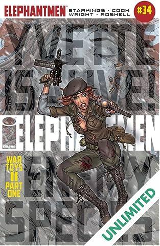 Elephantmen #34