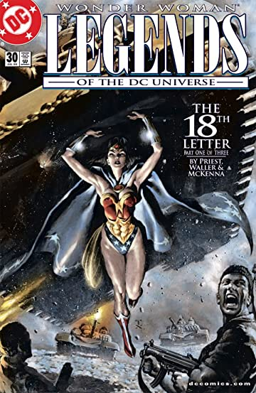 Legends of the DC Universe #30