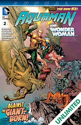 Aquaman (2011-2016): Annual #2