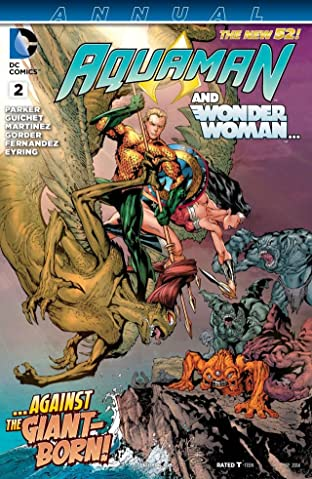 Aquaman (2011-2016): Annual No.2