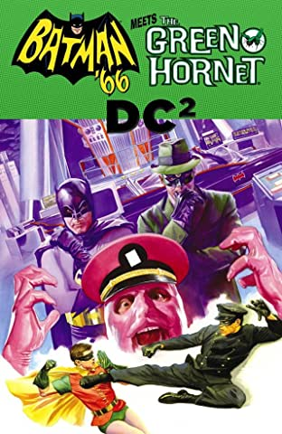 Batman '66 Meets The Green Hornet #6