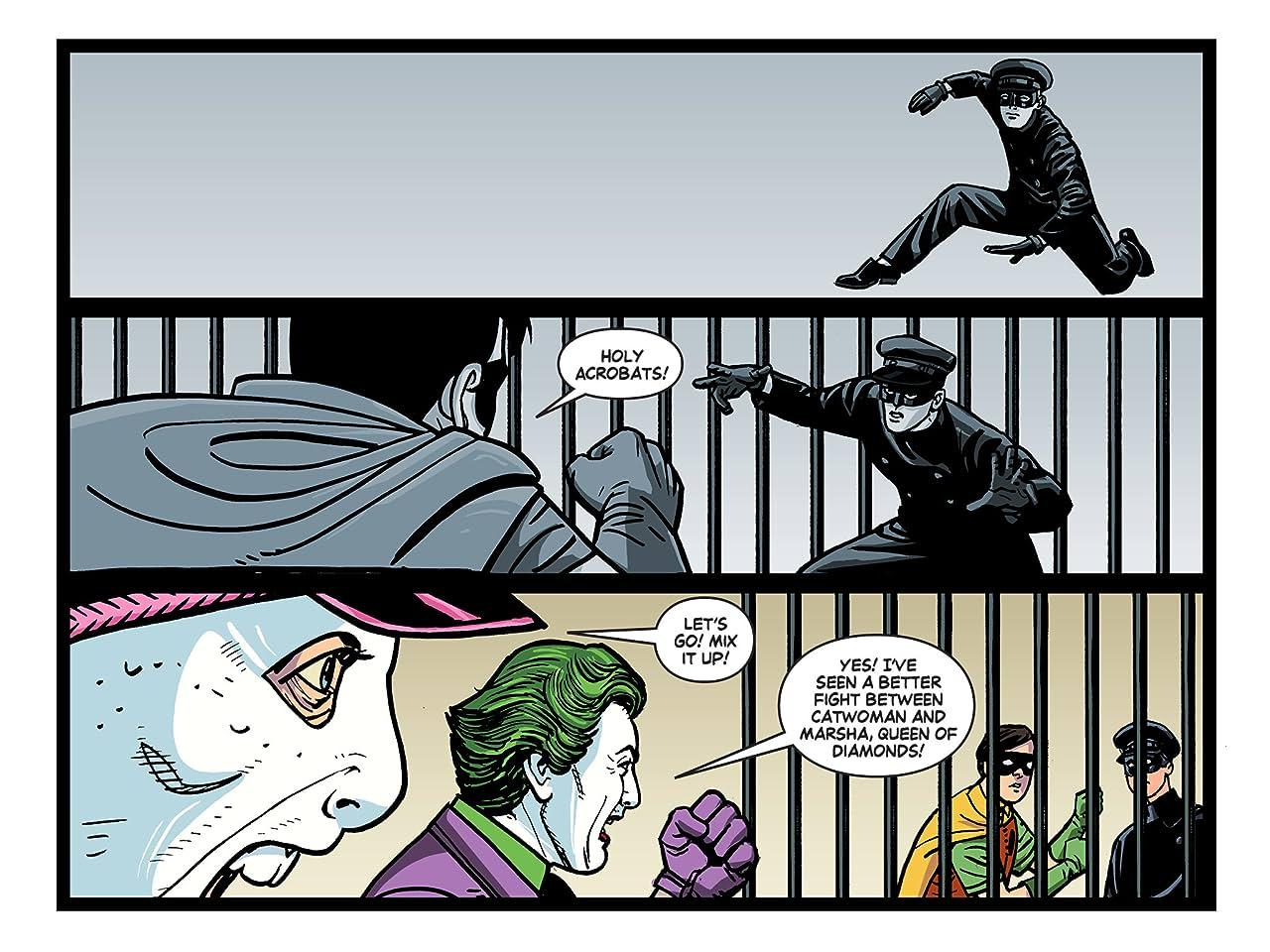 Batman '66 Meets The Green Hornet #6
