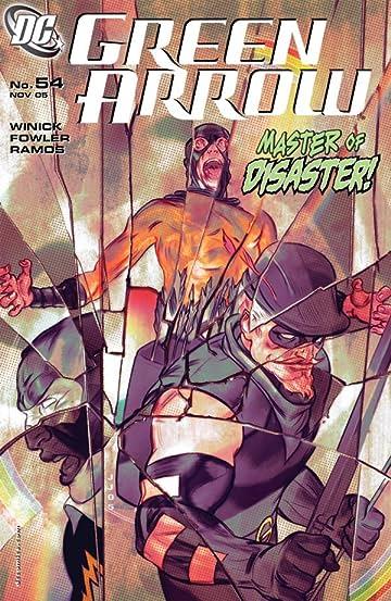 Green Arrow (2001-2007) #54