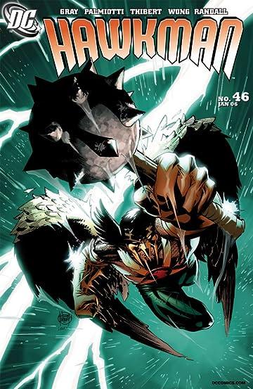 Hawkman (2002-2006) #46