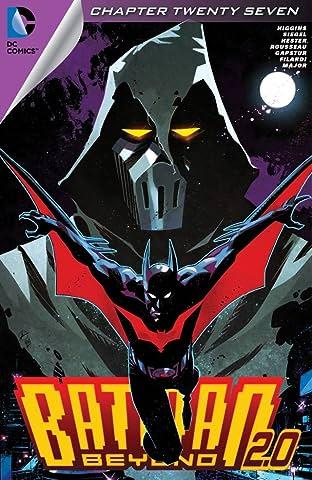 Batman Beyond 2.0 (2013-2014) #27