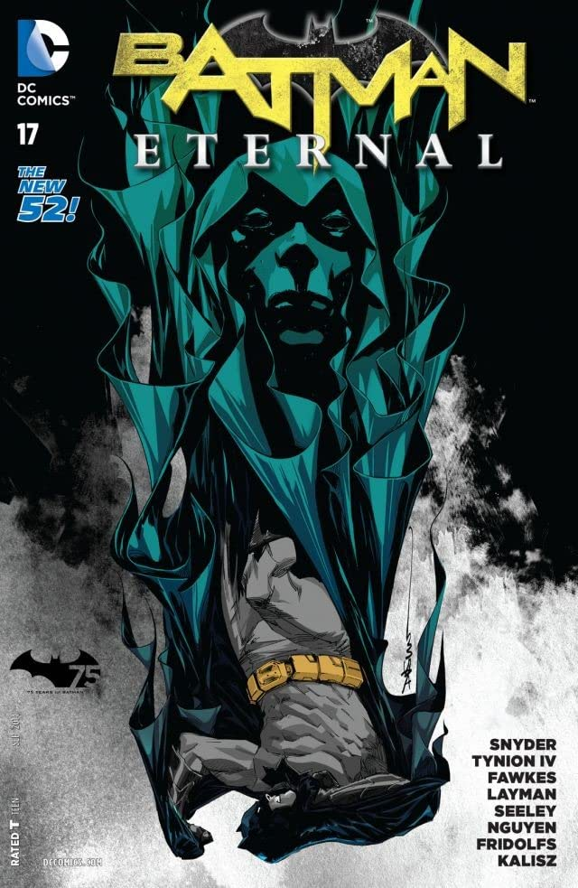 Batman Eternal (2014-2015) #17