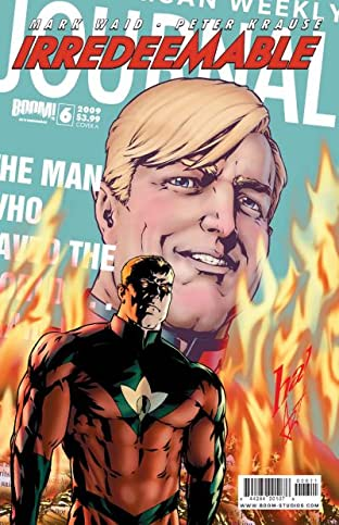 Irredeemable No.6