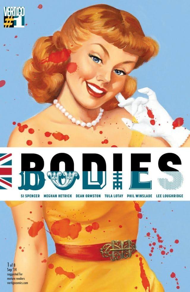Bodies (2014-2015) #1
