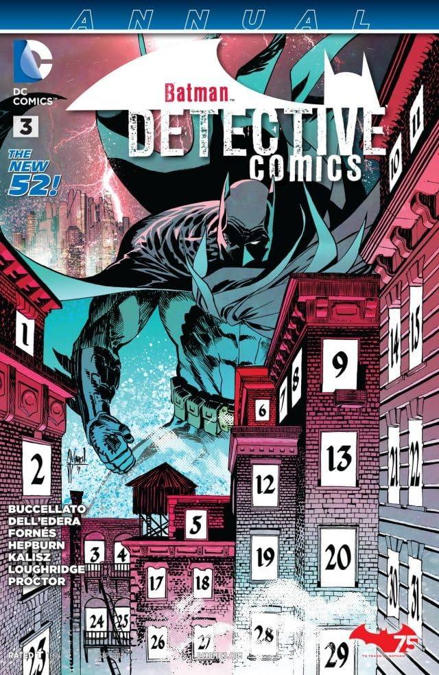 Detective Comics (2011-2016): Annual #3