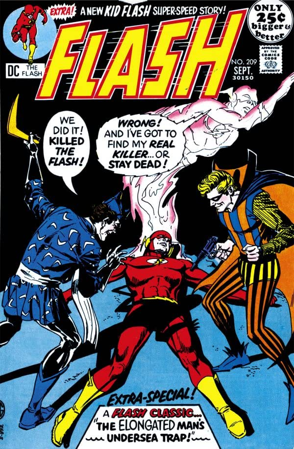 The Flash (1959-1985) #209