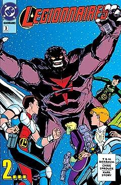 Legionnaires (1993-2000) #3