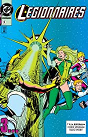 Legionnaires (1993-2000) #4
