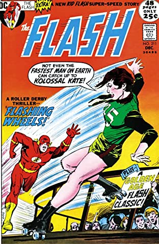 The Flash (1959-1985) #211