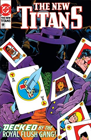 The New Titans (1984-1996) #68